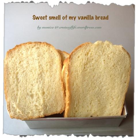 Sweet Vanilla Bread